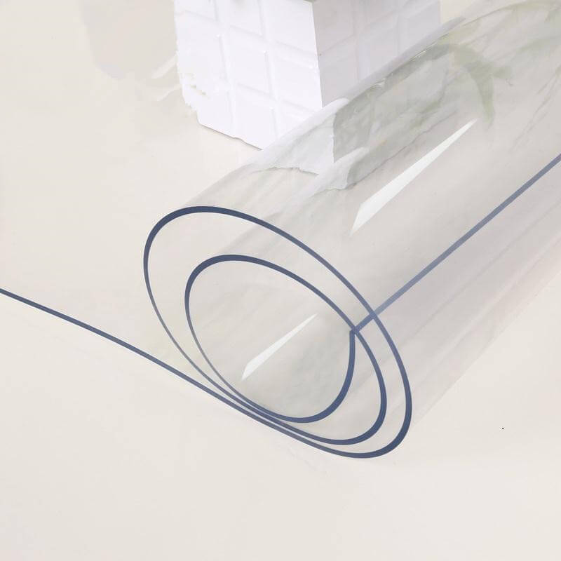 ace plastics PVC Super Clear Film of Transparent vinyl plastic sheet 1 mm thick with roll