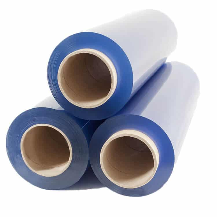 ace plastics Clear Vinyl Pvc Film Roll PVC Super Clear Film of Transparent vinyl plastic sheet 1 mm thick with roll