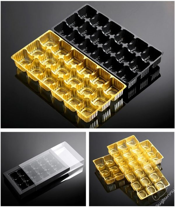 High gloss1mm PP Polypropylene metalized film Gold Metallized Film Rolls For Thermoforming